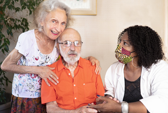 At home personal care for dementia patients.